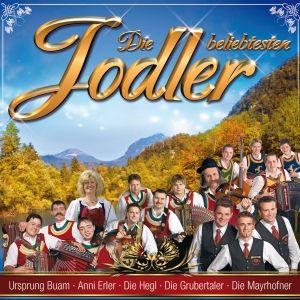Die Beliebtesten Jodler, Diverse Interpreten
