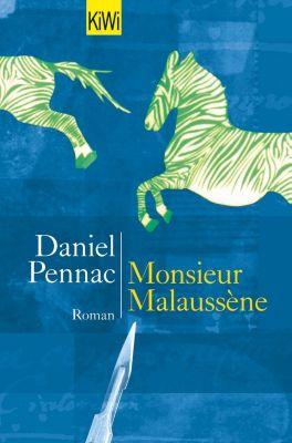 Die Benjamin Malaussène Reihe: Monsieur Malaussène, Daniel Pennac