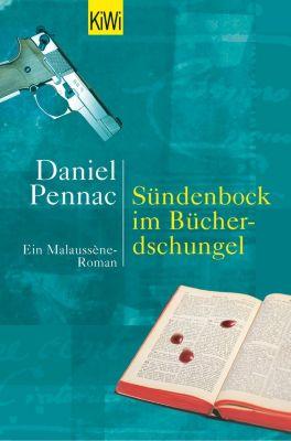 Die Benjamin Malaussène Reihe: Sündenbock im Bücherdschungel, Daniel Pennac