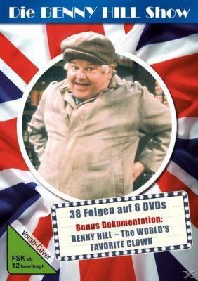 Die Benny Hill Show, Benny Hill