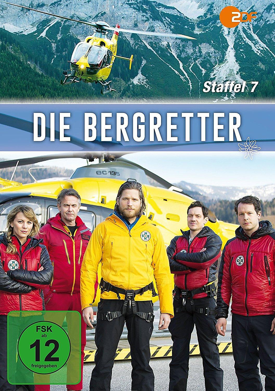 Die Bergretter Staffeln