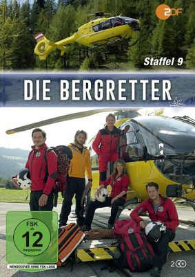 Die Bergretter - Staffel 9