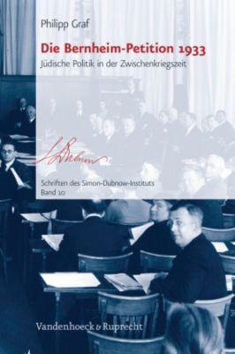 Die Bernheim-Petition 1933, Philipp Graf