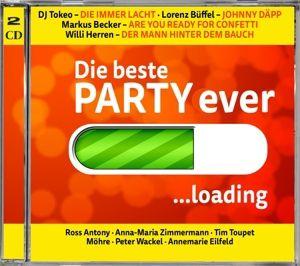 Die Beste Party Ever.Loading, Various