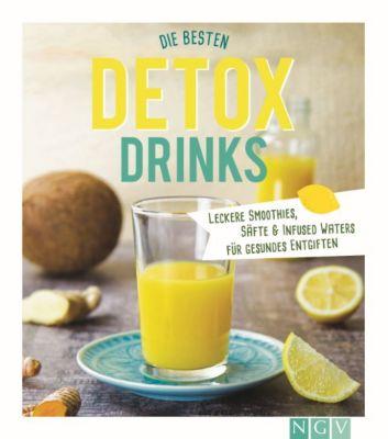 Die besten Detox-Drinks, Nina Engels, Diana Pyter, Marie Gründel, Susanne Grünklee