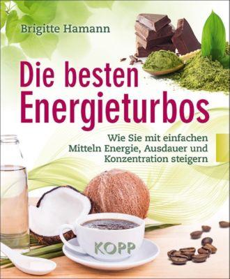 Die besten Energieturbos, Brigitte Hamann
