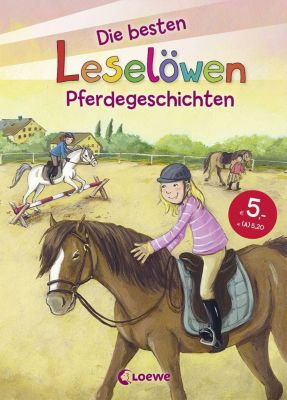 Die besten Leselöwen-Pferdegeschichten -  pdf epub