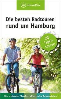 Die besten Radtouren rund um Hamburg, Sabine Schrader