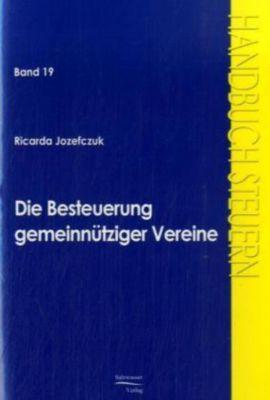 Die Besteuerung gemeinnütziger Vereine, Ricarda Józefczuk