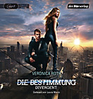 Die Bestimmung, 1 MP3-CD, Veronica Roth