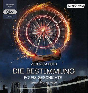 Die Bestimmung - Fours Geschichte, 1 MP3-CD, Veronica Roth