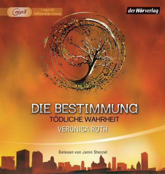 Die Bestimmung - Insurgent, 1 MP3-CD, Veronica Roth