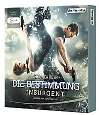 Die Bestimmung - Insurgent, 1 MP3-CD - Produktdetailbild 2