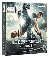 Die Bestimmung - Insurgent, 1 MP3-CD - Produktdetailbild 1