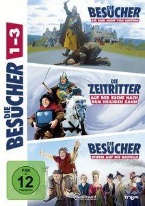 Die Besucher Box: Die Besucher, Die Zeitritter, Die Besucher - Sturm auf die Bastille DVD-Box, Diverse Interpreten