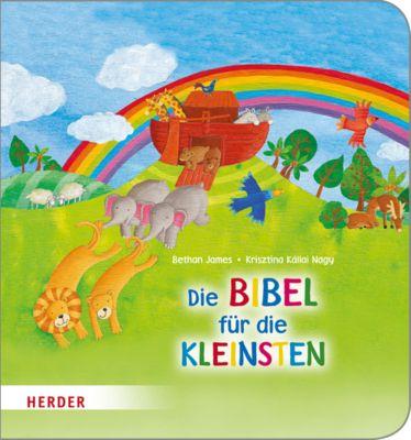 Die Bibel für die Kleinsten, Bethan James