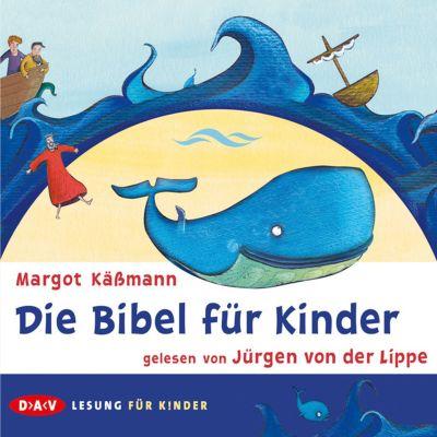 Die Bibel für Kinder, Hörbuch, Margot Käßmann