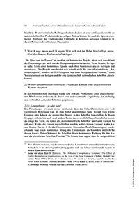 Die Bibel und die Frauen: Bd.1/1 Hebräische Bibel - Altes Testament - Produktdetailbild 10