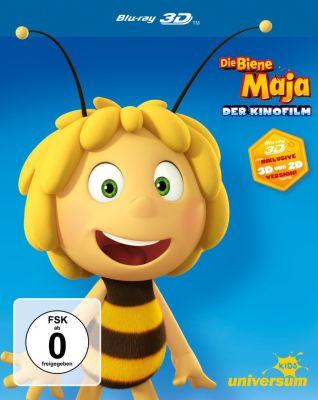 Die Biene Maja - Der Kinofilm - 3D-Version, (Buchvorlage: Waldemar Bonsels) Marcus Sauermann, Fin Edquist