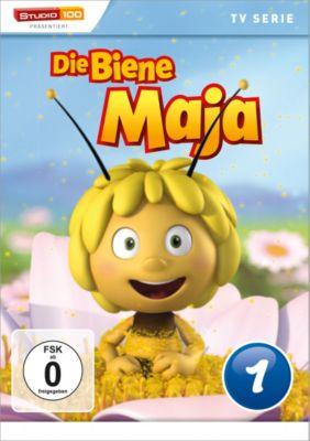 Die Biene Maja - DVD 1, Waldemar Bonsels