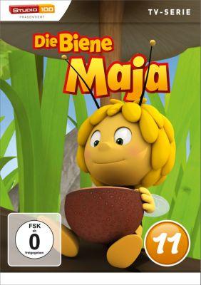 Die Biene Maja - DVD 11, Waldemar Bonsels