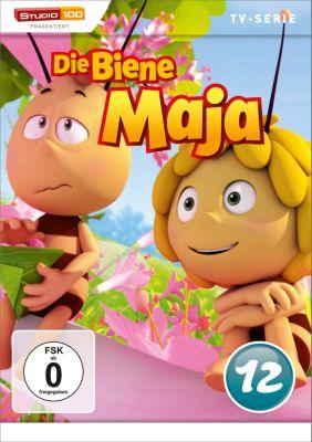 Die Biene Maja - DVD 12, Waldemar Bonsels