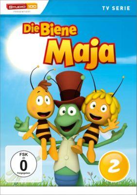 Die Biene Maja - DVD 2, Waldemar Bonsels