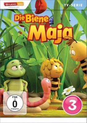 Die Biene Maja - DVD 3, Waldemar Bonsels
