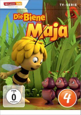 Die Biene Maja - DVD 4, Waldemar Bonsels