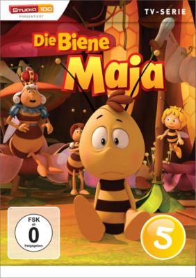Die Biene Maja - DVD 5, Waldemar Bonsels