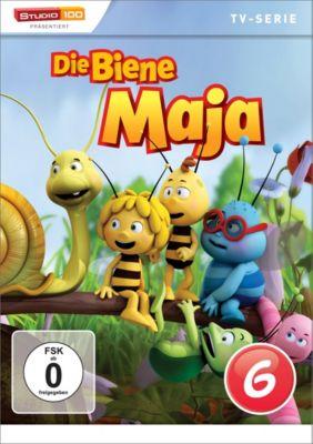 Die Biene Maja - DVD 6, Waldemar Bonsels