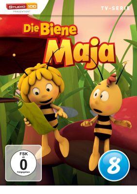 Die Biene Maja - DVD 8, Waldemar Bonsels