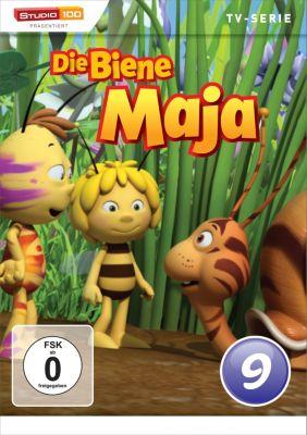 Die Biene Maja - DVD 9, Waldemar Bonsels
