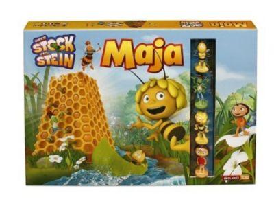 Die Biene Maja (Kinderspiel), Über Stock und Stein