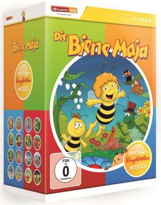 Die Biene Maja - Komplettbox, Waldemar Bonsels