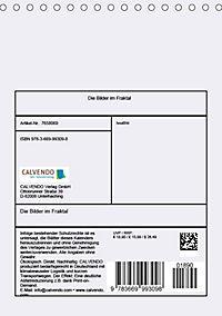Die Bilder im Fraktal (Tischkalender 2019 DIN A5 hoch) - Produktdetailbild 13