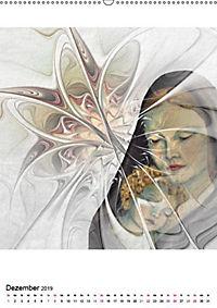 Die Bilder im Fraktal (Wandkalender 2019 DIN A2 hoch) - Produktdetailbild 6