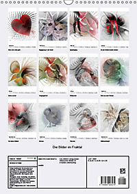 Die Bilder im Fraktal (Wandkalender 2019 DIN A3 hoch) - Produktdetailbild 13