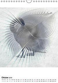 Die Bilder im Fraktal (Wandkalender 2019 DIN A4 hoch) - Produktdetailbild 4