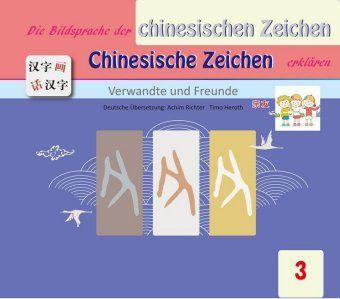 Die Bildersprache der chinesischen Zeichen, Chinesische Zeichen erklären: Verwandte und Freunde
