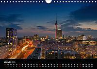 Die Blaue Stunde in Berlin (Wandkalender 2019 DIN A4 quer) - Produktdetailbild 1