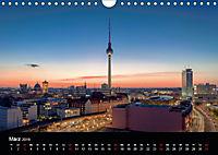 Die Blaue Stunde in Berlin (Wandkalender 2019 DIN A4 quer) - Produktdetailbild 3