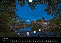 Die Blaue Stunde in Berlin (Wandkalender 2019 DIN A4 quer) - Produktdetailbild 6