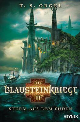 Die Blausteinkriege - Sturm aus dem Süden, T. S. Orgel