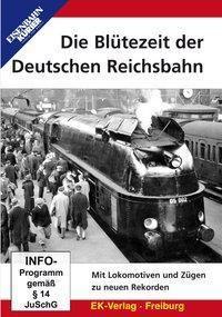 Die Blütezeit der Deutschen Reichsbahn, 1 DVD
