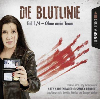 Die Blutlinie - Folge 01, 1 Audio-CD, Cody McFadyen