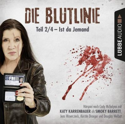 Die Blutlinie - Folge 02, 1 Audio-CD, Cody McFadyen