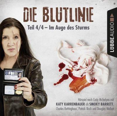 Die Blutlinie - Folge 04, 1 Audio-CD, Cody McFadyen