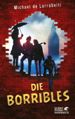 Die Borribles - Michel de Larrabeiti |