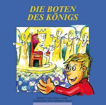 Die Boten des Königs - Ursula Marc pdf epub